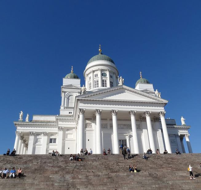 去圣诞老人的故乡芬兰,当然要租个芬兰随身WIFI了!