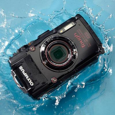 玩转你的水下相机 --- 奥林巴斯TG-4
